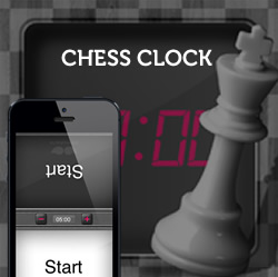 ChessClock App iOS